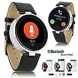 inDigi 2016 Hot Indigi H365 Wrist Smart Watch Phone Bluetooth 4.0 Smartwatch Siri