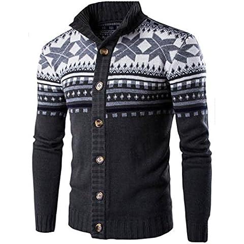 Longra Clavo con capucha de los hombres del viento del cuello del suéter, chaqueta de abrigo a prueba de viento caliente de la blusa