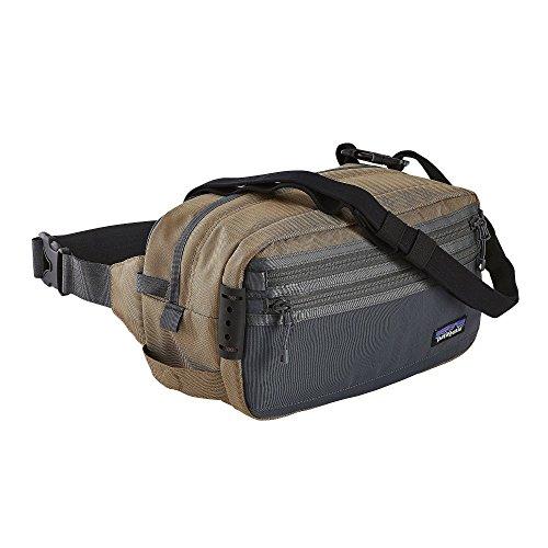 Patagonia Unisex-Erwachsene Classic Hip Chest Pack Rucksack, Grün (Mojave Khaki), 36x24x45 centimeters