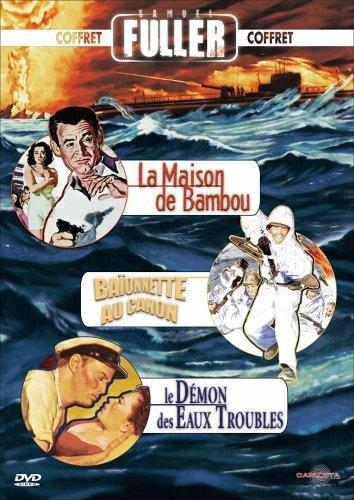 Bild von La Maison de bambou / Baïonnette au canon / Le Démon des eaux troubles - Coffret 3 DVD [FR Import]