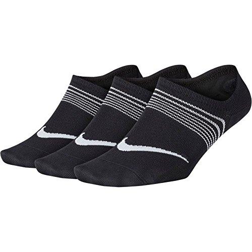 Preisvergleich Produktbild Nike Socken – Perfory Everyday Lightweight (3 Pair) schwarz / weiß Größe: 38 bis 42 EU I 6-9 USA I 5-8 UK