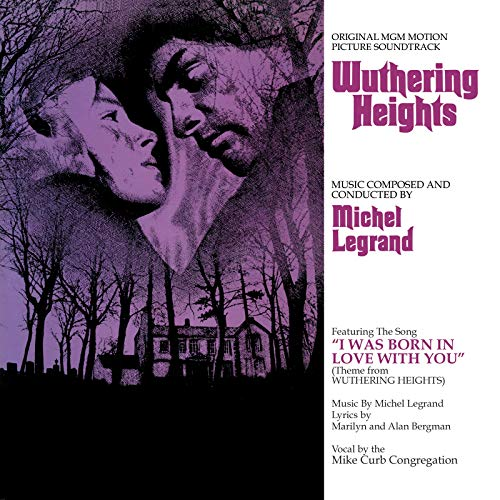 Wuthering Heights: Original MGM Motion Picture [VINYL]