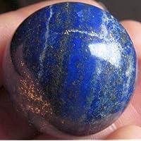 Preisvergleich für Eine Einzelne 26 mm (Ca. 30 G) Und Lapis Lazuli Kugel, Kristallkugel Ball Reiki Heilung