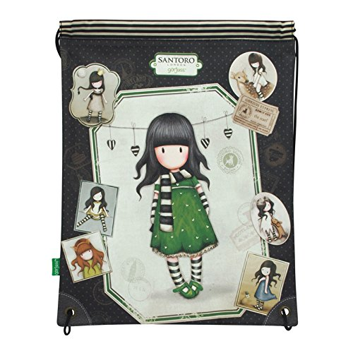 Imagen de gorjuss the scarf  saco verde alternativa