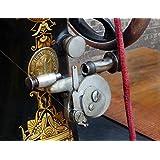 Home Comforts 1890 Singer máquina de Coser bobinadora Antigua
