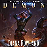 Legacy of the Demon: Kara Gillian, Book 8