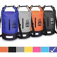 52758376f6ed Blackace Borsa Impermeabile, 5L 10L 20L 30L Dry Bag/Sacco Sacchetto  Impermeabile con Cinghia