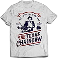 9386w Leatherface Tree Removal Uomo T-Shirt The Texas Chainsaw Massacre Saw Wrong Turn Sawyers Last Chance Gasoline