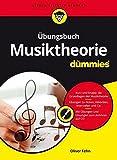 Die besten Musiktheorie Bücher - Übungsbuch Musiktheorie für Dummies Bewertungen