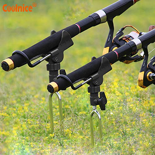 Coolnice Rod Holders for Bank Fi...