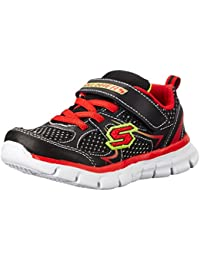 Skechers Boys' Synergy Mini Dash Low-Top Trainer