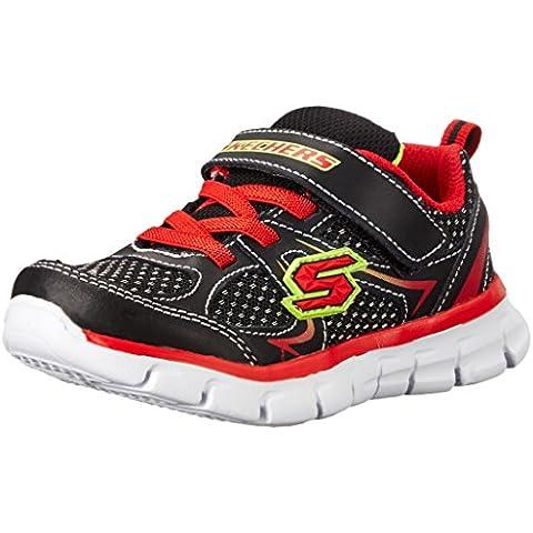 Skechers SynergyMini Dash - zapatilla deportiva de material sintético niño