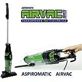 Aspiradora ciclónica sin bolsa AIRVAC ASPIROMATIC