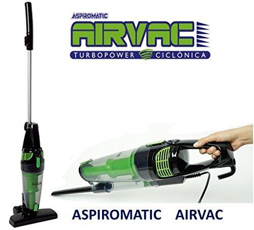 Aspirapolvere Ciclonico Senza Sacchetto AIRVAC ASPIROMATIC
