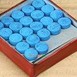 AST Works 50pcs 13mm Billiard Pool Cue Tips Hardness In M Cue Stick Accessories #ORP