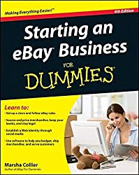 Starting an eBay Business For Dummies by Marsha Collier (2011-04-12)