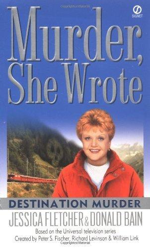 Destination Murder (Universal Television) by Jessica Fletcher (1-Sep-2004) Mass Market Paperback