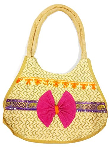 STYLISH TRENDY UNIQUE FASHIONABLE JUTE BAG