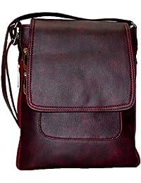 Women And Girls Sling Bags (Mehroon)