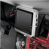 Kuda–Consola de navegación (LHD) para: Navi Kia Magentis 4/01/Hyundai Sonata 7/01/piel negro