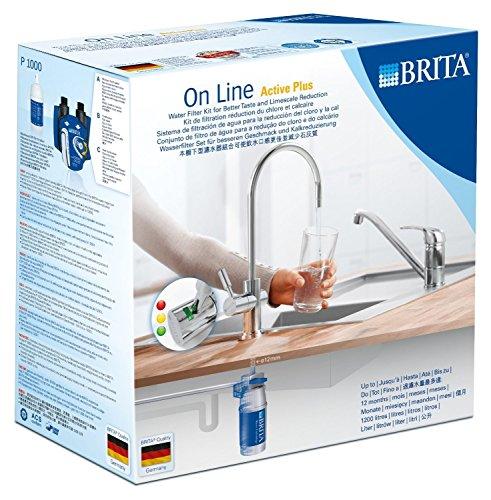 BRITA Armatur mit integriertem Wasserfilter - 2