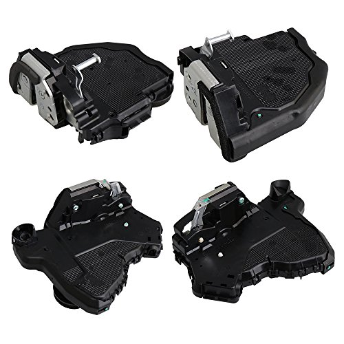 BQLZR Automotive Verrou de Porte D'alimentation de Rechange Moteurs kit Ensemble OE # 69060-06100 69060-33120 Lot DE 4