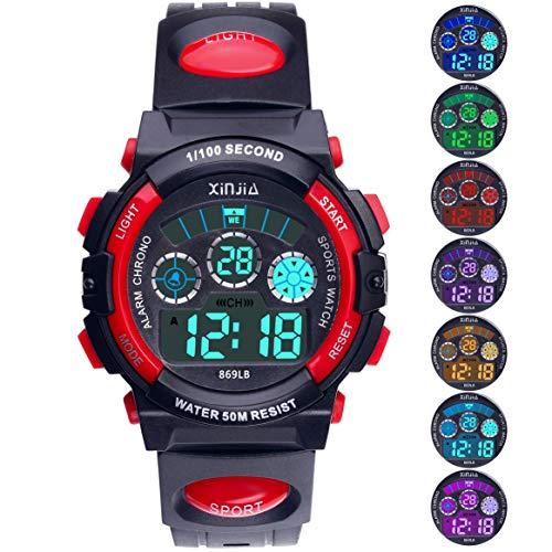 relojes deportivos para ninos - Comprapedia 0d2bb513ed90