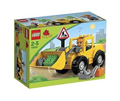 LEGO DUPLO 10520 - En la Ciudad: Excavadora por LEGO