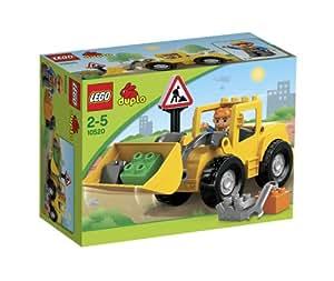 LEGO DUPLO LEGOville - 10520 - Jeu de Construction - La Pelleteuse