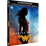 Wonder Woman - Ultime Edition Bluray 4K + Bluray 3D + Bluray