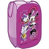 Disney Minnie - Contenedor rectangular pliable
