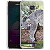 Samsung Galaxy A3 (2016) Housse Étui Protection Coque Koala Koala gris cendre Animal