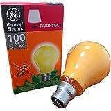 Bombilla de incandescencia B22estándar anti-insecte 100W general Electric