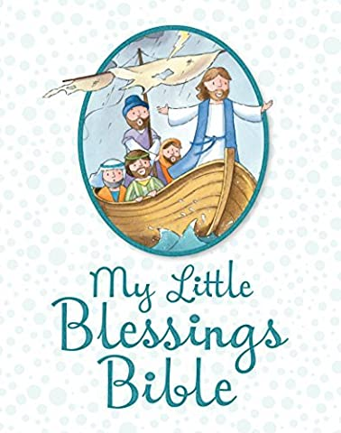 My Little Blessings Bible by Juliet David