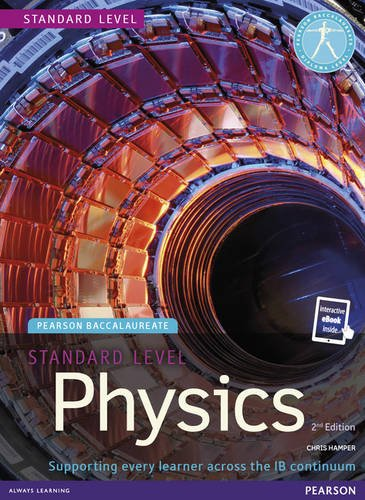 Pearson Baccalaureate Physics Standard Level Bundle for the IB Diploma (Pearson International Baccalaureate Diploma: International Editions)