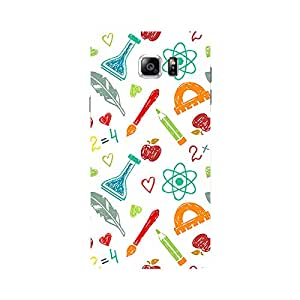 Garmor Designer Silicone Back Cover For Samsung Galaxy S7