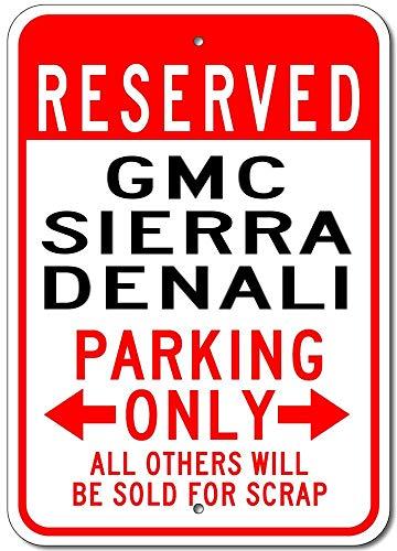 Kilburn Gmc Sierra Denali Retro-Wanddekoration, Persönlichkeit, Trend-Hintergrund,
