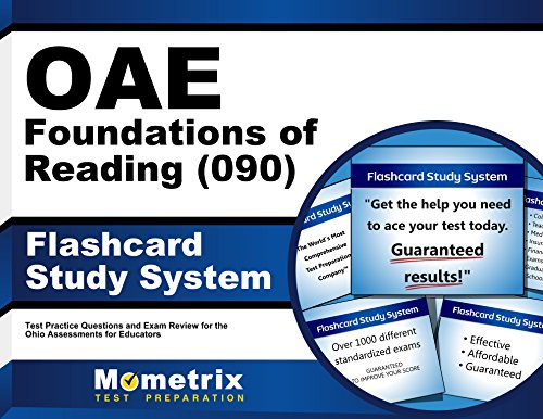 Oae Foundations of Reading (090) Flashcard Study System: Oae Test Practice Questions & Exam Review for the Ohio Assessments for Educators - Ohio Test Prep