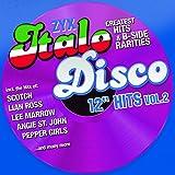 "ZYX Italo Disco 12"""" Hits Vol. 2"