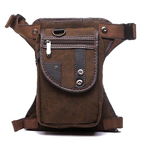 Fansport Leg Pack Männer Taktische Tasche Verstellbare Protable Große Kapazität Drop Bag Beutel Outdoor Beintasche
