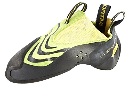 La Sportiva Speedster chaussures d'escalade Lime/Yellow
