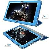 MaxKu Jumper Ezpad 6 Pro 11.6 inch Etui Housse, Slim Smart Cover Housse de Protection pour Jumper Ezpad 6 Pro 11.6 inch Tablette (Bleu)