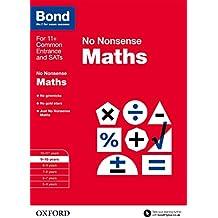 Bond: Maths No Nonsense: 9-10 Years