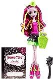 Mattel Monster High CDC38 - Schüler-Graustausch Marisol Coxi Puppe