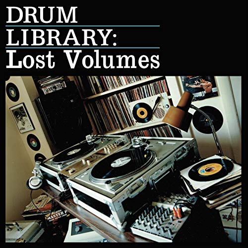 Drum Library:the Lost Volumes [Vinyl LP]