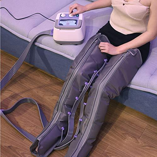 Hmyloz Elektrisch Massagegeräte Verkehr Bein Luftkompression Stiefel Verbessert Massagegerät Für Beine Füße Linderung Von Krampfadern Venen Kalb Dynamisch System,6cavity -