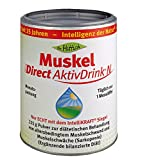 Muskel Direct AktivDrink N - Collagen-Peptide für kraftvolle Muskulatur im Alter. Von Dr. Hittich
