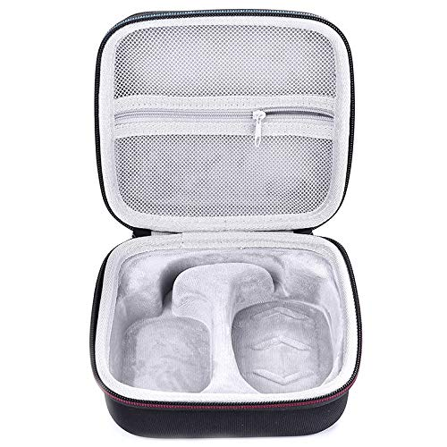 Sodial più nuovo eva hard travel carrying storage box custodia borsa per logitech g203 prodigy rgb wired gaming mouse