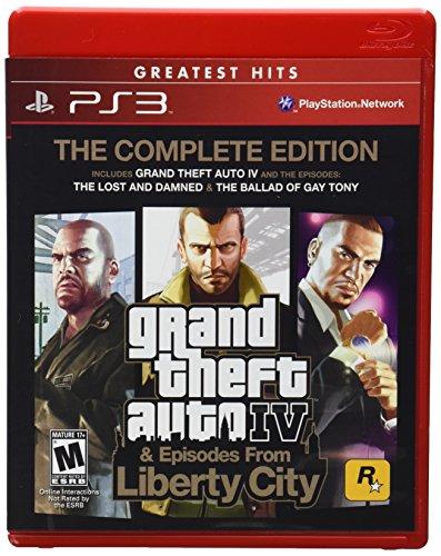 Grand Theft Auto 4 - Edición Completa - [Importación USA]
