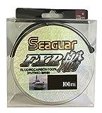 Seaguar FXR Fluorocarbon Leader Line 100m Size 7 25lb (9337)
